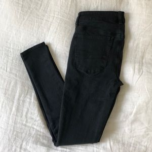 360 super stretch high waisted jegging's